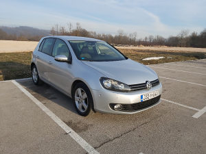 Volkswagen Golf 6 1.6 TDI TEAM
