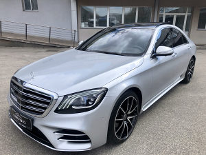 Mercedes-Benz S 400 4 MATIC AMG PLUS