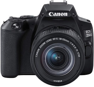 Canon EOS 250D 18-55mm IS