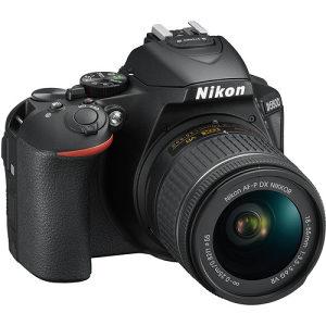NIKON D5600 AF-P DX 18-55 f/3.5-5.G VR
