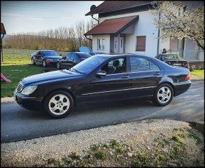 Mercedes S 400 CDI Full Oprema - VRHUNSKO STANJE S400