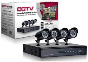 Video nazor 4 kamere