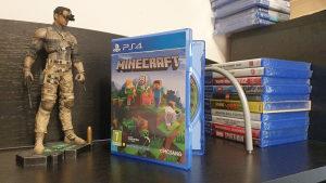 Minecraft (PS4 - Playstation 4)