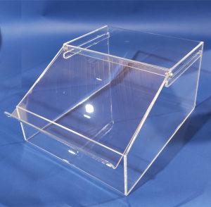 pleksiglas kutije za rinfuznu robu