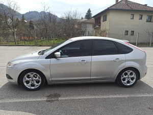 Ford focus 1.6 tdci 2008 80 kw