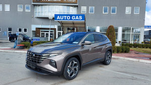 Hyundai Tucson 1.6 CRDI 4X4 Automatik 7DCT