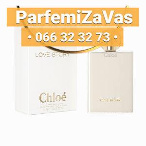 Chloe Love Story 200ml Body Losion Ž 200 ml