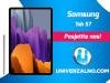 Samsung Galaxy Tab S7 WiFi 128GB 11″ (T870)