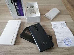 Redmi Note 8 Pro 6GB Ram