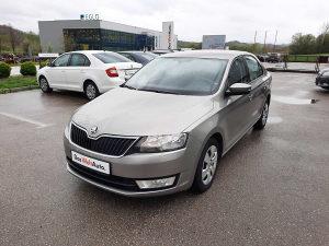 Škoda Rapid 1,4 TDI