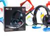 Gaming slušalice Onikuma K19 black