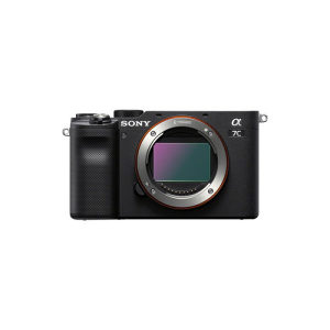 Sony Alpha a7C with FE 28-60mm f/4-6.3 (Black)