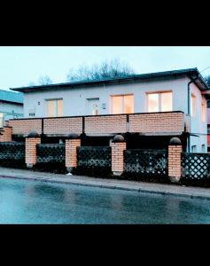 Kuća Tuzla, skver centar 'kod panonike