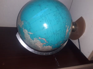 Stari globus lampa