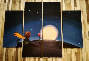 Umjetničke slike iz dijelova
