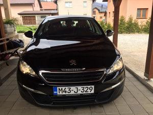 Peugeot 308 limuzina 1.6 hdi