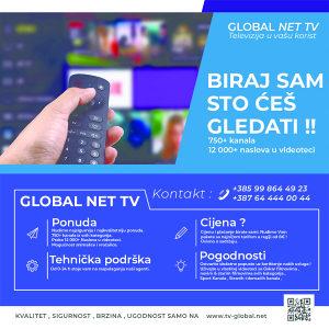 Global TV Net / Televizija u Vasu korist / Detaljno !