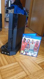 PS4 Konzola 500GB Playstation 4 + PES 2021