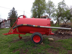Cisterna za vodu 2200 litara