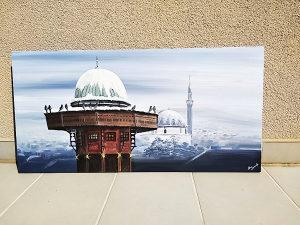 Besplatna dostava - umjetničke slike Sarajevo