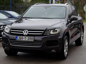 VW TOUAREG 3.0 TDI AUTOMAT 4X4 XENON LED