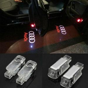 Audi projektori za vrata logo za vrata svjetla hologram
