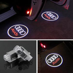 Audi logo projektori znak za vrata svjetlo hologrami