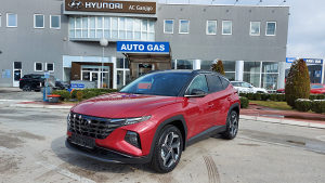 Hyundai Tucson 1.6 CRDI 6MT 2WD