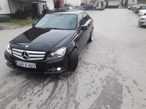 Mercedes-Benz C 200 w204 2012 god. Moze zamjena