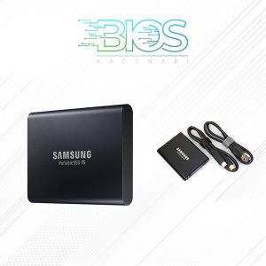 Samsung SSD Portable T5 1TB Black