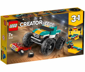 Lego Čudovišni kamion