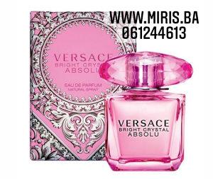 Versace Bright Crystal Absolu edp 90 ml TEST