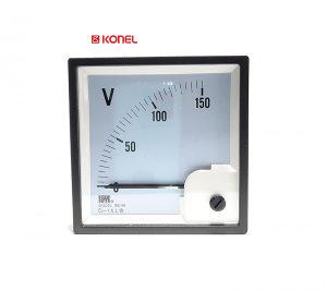 Direktni ampermetar AC, 10A, 48x48mm