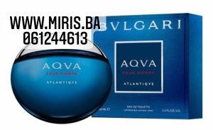 Bvlgari Aqva Atlantiq pour home edt 100 ml 90 KM
