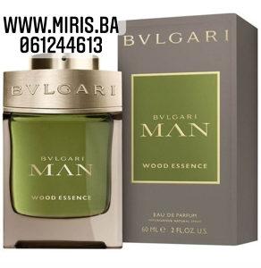 Bvlgari Man Wood Edp 100 ml