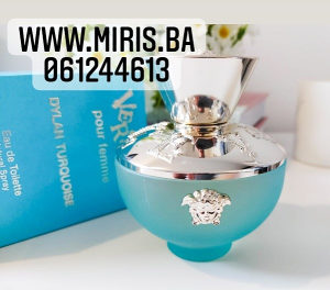 Versace Dylan Turquoise edt 100 ml 75 KM TEST