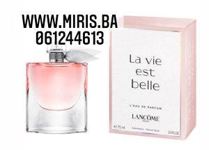 Lancome La Vie est Belle Test edp 75 ml 130 KM