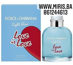 Dolce Gabbana Love is Love 125 ml m