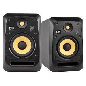 KRK V6S4 Studijski Monitori & Zvucna Karta Roland