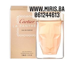 Cartier La panthere 75 ml Tester edp