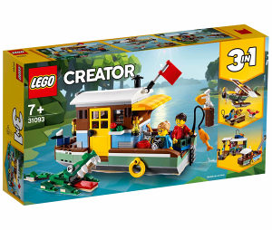 Lego Riječni brod-kuća