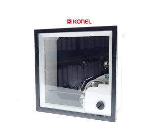 Ampermetar kućište AC x/5A bez skale, 96x96mm