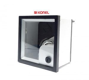 Ampermetar kućište AC bez skale, 72x72mm