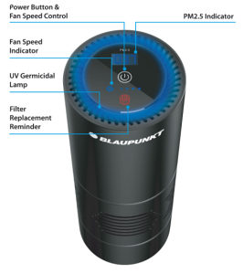 Preciscivac zraka BLAUPUNKT AP 1.1 auto sobu