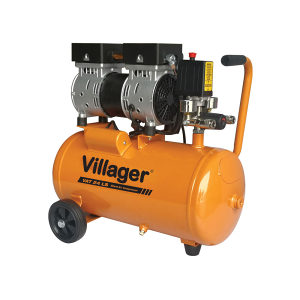 Villager tihi kompresor za vazduh VAT 24 LS 750W