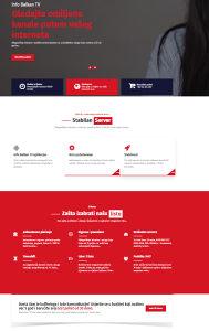 IBTV IPTV - 6 godina + webshop