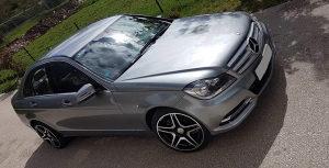 Mercedes C 220 CDI - 170ks