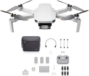 DRON DJI Mini 2 Fly More Combo Novo 2god.gar