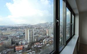 NOVOGRADNJA CENTAR! Trosoban stan s pogledom na grad!