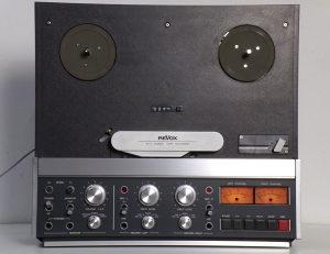 REVOX B77 STEREO TAPE RECORDER